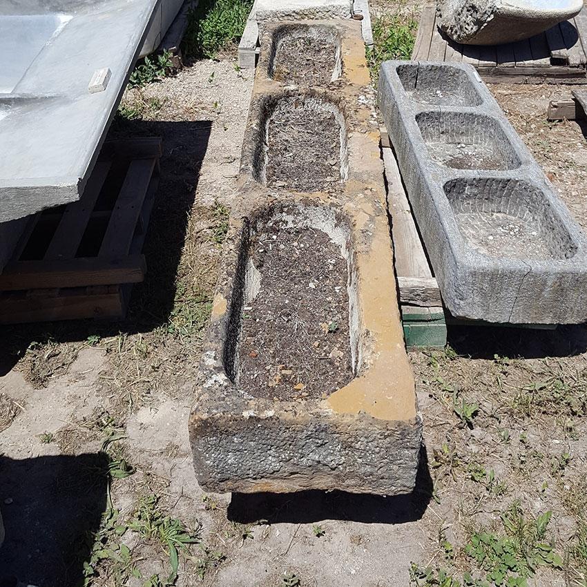 AUGE ANCIENNE 3 BACS FONCE